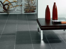 Commercial tile sample